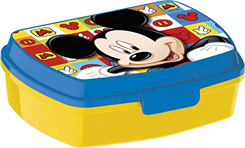 Sandwichera rectangular de Mickey Mouse ' Icons' (0/24)