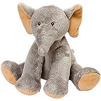 Suki Gifts International Soft Toy (7.5-Inch, Elephant Sitting)