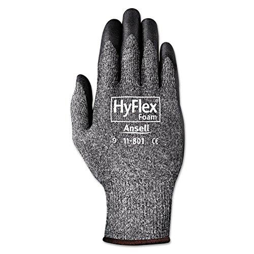 FORMAT 0076490491802 - HANDSCHUH HYFLEX FOAM 11-801  GR  10