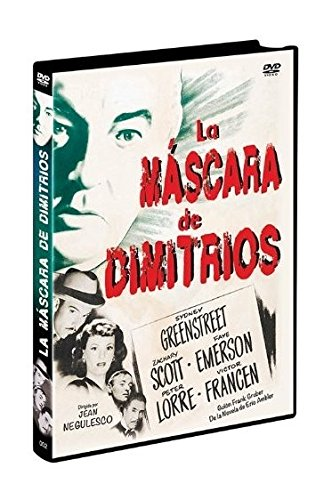 La máscara de Dimitrios [Spanien Import]