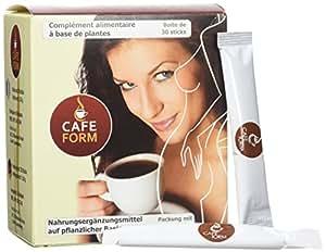 CAFE FORM 1 MOIS - Sticks Minceur - 30 sticks