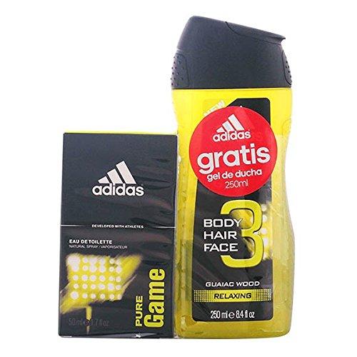 adidas Pure Game Agua de Colonia + Gel de Ducha - 1 Pack