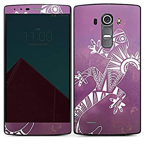 Stickers Lg - LG G4 Autocollant Protection Film Design Sticker