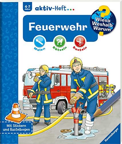 Feuerwehr (Wieso? Weshalb? Warum? aktiv-Heft) - Geburtstag Buchen Meinen