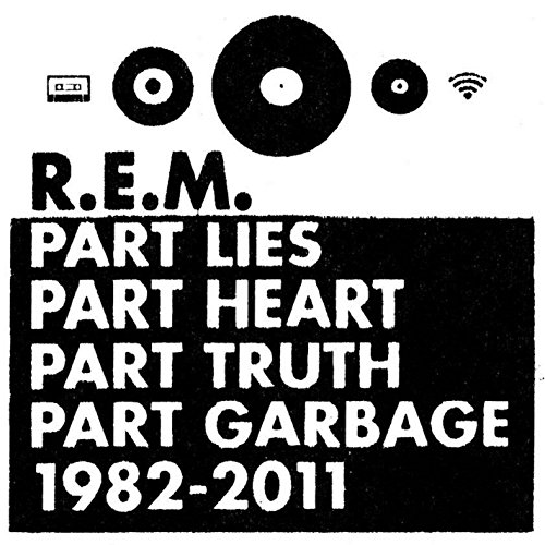 Part Lies Part Heart Part Truth Part Garbage 1982-2011 usato  Spedito ovunque in Italia