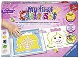 Ravensburger 29082 - My First Color Set Princess, Colori a Dita