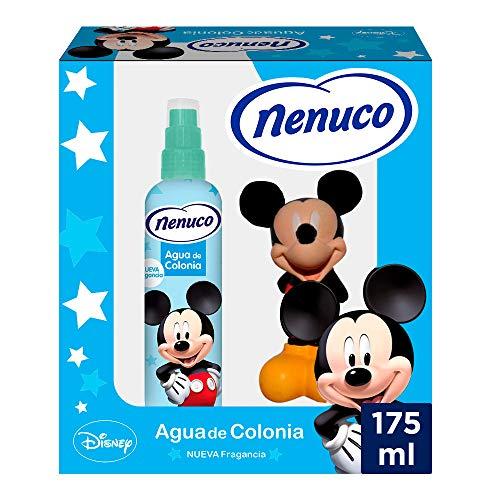 Nenuco Pack Agua de Colonia Infantil Bebé Mickey con Muñeco - 175...