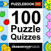 100 Puzzle Quizzes HD (Interactive Puzzlebook for Tablets)