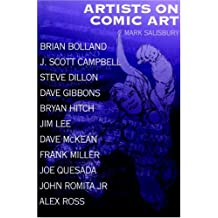 Artists on Comics Art