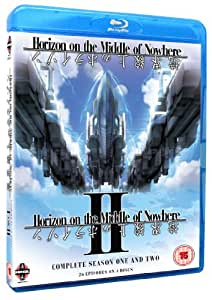 Horizon On The Middle Of Nowhere: Season 1 And 2 [Blu-ray]