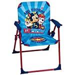 New comfortable Paw Patrol Chair suitable for use both indoor and outdoor - BLUE