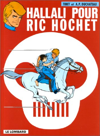 Ric Hochet, tome 28 : Hallali pour Ric Hochet