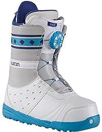 Burton Botas de Snowboard Ingrid Blanco / Azul EU 36.5 (US 6)