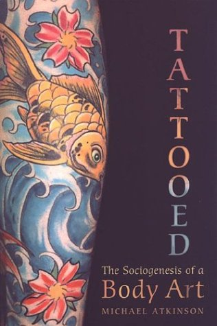 Todor Ioan Pdf Tattooed The Sociogenesis Of A Body Art Download