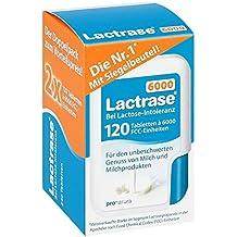 Lactrase 6.000 Klickspender Tabletten, 2x120 St.