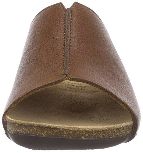 Ganter Giulia, Weite G, Mules Femme brun (mocca 2900)