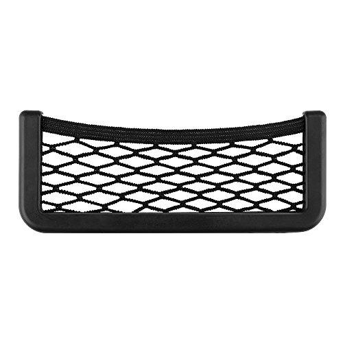 Rete per il bagagliaio, FORNORM Rete Auto Tasca Portaoggetti per borsa Phone (20cm)