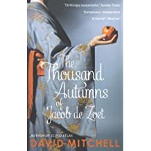 TheThousand Autumns of Jacob De Zoet by Mitchell, David ( Author ) ON Mar-17-2011, Paperback
