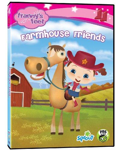 Preisvergleich Produktbild Franny's Feet: Farmhouse Friends