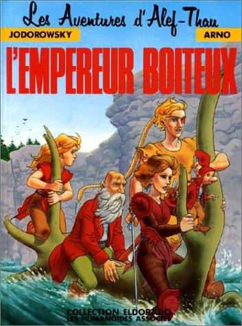 Les Aventures d'Alef-Thau, tome 5 : L'Empereur boiteux par Alexandro Jodorowsky