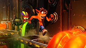 Crash Bandicoot N. Sane Trilogy (PS4) from Activision