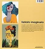 Image de Ilustración Retrato Imaginario. Ilustración Contemporánea