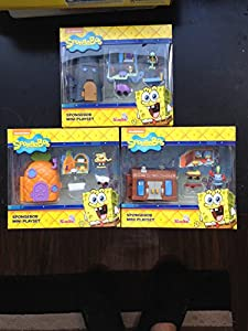 Simba 109490764 Spongebob Mini Set