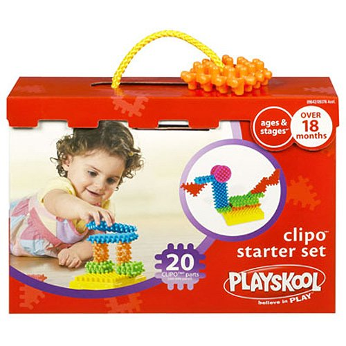 playskool-clipo-starter-set-20-parts