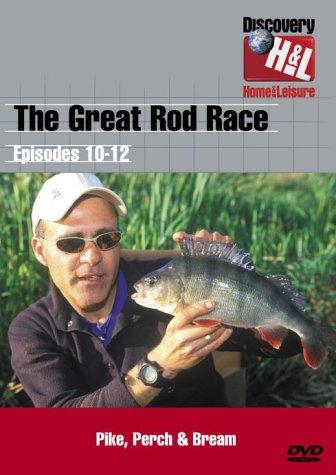 Matt Hayes - Great Rod Race - Episodes 10 To 12 [DVD]
