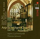 Arp-Schnitger-Orgel Norden Vol.1