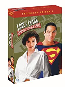 Lois & Clark : L'intégrale saison 4 - Coffret 6 DVD