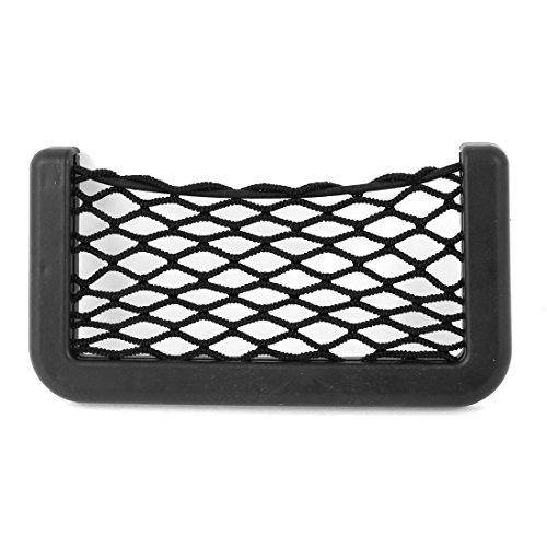 Elastisch für Auto, schwarz, Nylon, Netz, Design Handy-Netz-Tasche, Taschen