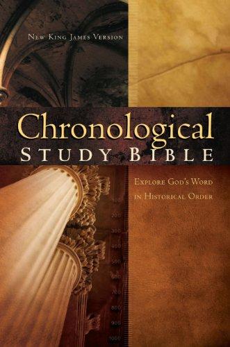 NKJV, The Chronological Study Bible, eBook: Holy Bible, New
