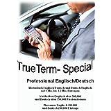 TrueTerm Professional Special Englisch/Deutsch. CD-ROM für Windows98/NT/2000/Me/XP, WindowsCE, PalmOS, Psion Epoc (nicht Nokia): Wörterbuch, Thesaurus, Verblexikon. Für Ihren PC und eine mobile Plattform Ihrer Wahl