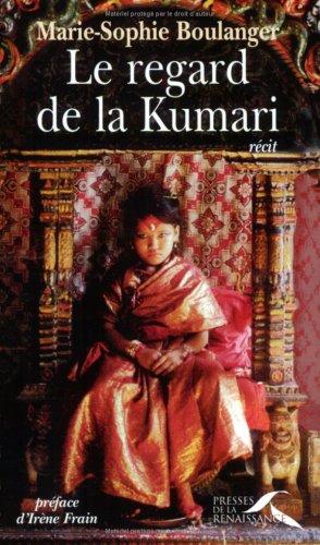 Le regard de la Kumari par Marie-Sophie Boulanger