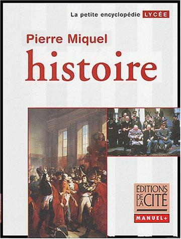 Histoire : Lycée
