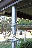'Verbindung aus Aluminium-Kette Regen A Dachrinne H 6Recht