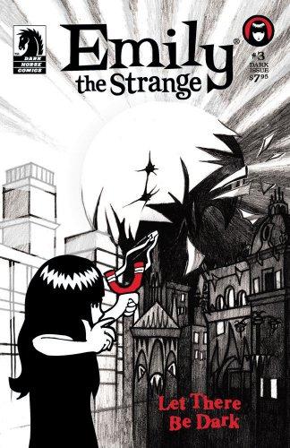Emily The Strange #3: The Dark Issue: Dark Issue v. 3