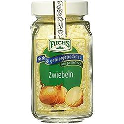 Fuchs Zwiebeln gefriergetrocknet, 2er Pack (2 x 26 g)