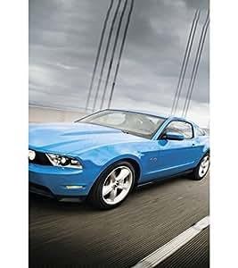 EPICCASE Blue Car Mobile Back Case Cover For LG Pro Lite (Designer Case)