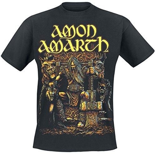 Amon Amarth Thor T-Shirt nero L
