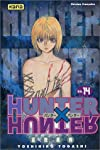 Hunter X Hunter Edition simple Tome 14