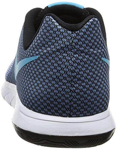 Nike Flex Experience Rn 6, Scarpe Running Uomo Blu (Work Blue/chlorine Blue-black-white)