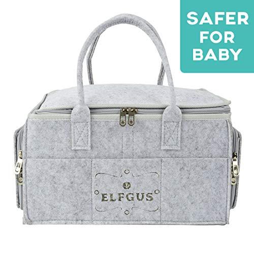 Borsa fasciatoio pannolino del bambini | cestello portaoggetti portatile per cambiare pannolini | borsa prodotti per neonati | cestino per pannolini per neonati | giocattoli per bambini