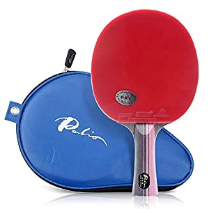 MYL Palio 3 Star Table Tennis Bat & Case Review 2018 by Palio