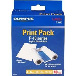 OLYMPUS P-P40 Print Pack Papier Photo