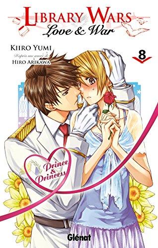Library Wars - Love & War Vol.8 par ARIKAWA Hiro
