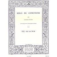 SOLO DE CONCOURS TROMBONE ET PIANO
