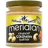 Aliments Méridiens Croquants Noix De Cajou Beurre 100 % De Noix (170G)