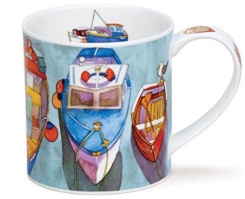 Seaside Ceramic (Dunoon Orkney Emma Ball Seaside - Boats)